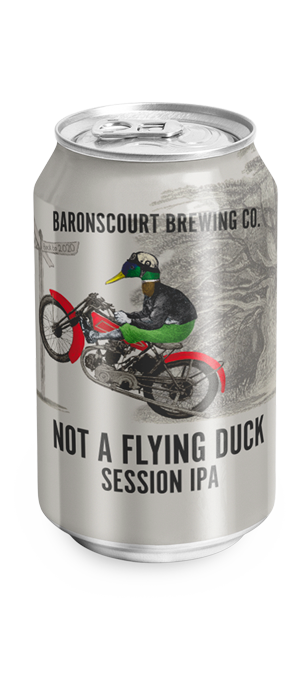 Not a Flying Duck - Session IPA from Baronscourt Brewery
