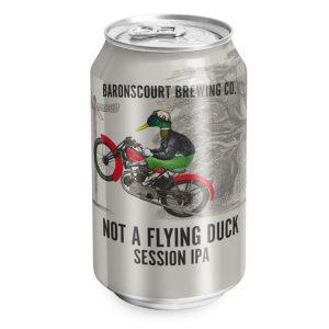 Baronscourt Brewery - Not a Flying Duck