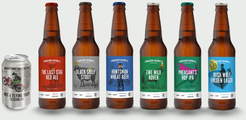 Baronscourt Beers Homepage